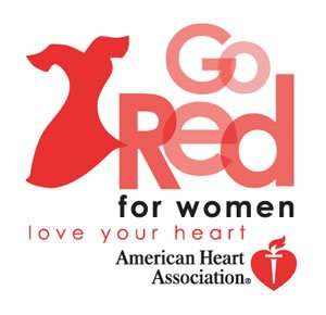 Lucky Go Red for Women Event