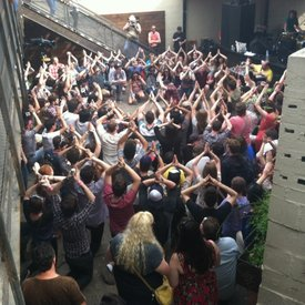 Audience Participation led by Dan Deacon