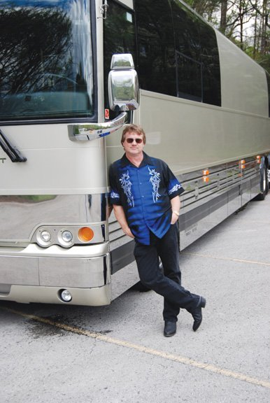 Bobby Edwards - Tour Bus Driver