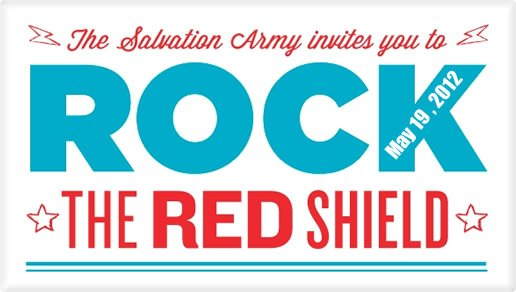 Rock The Red Shield 2012