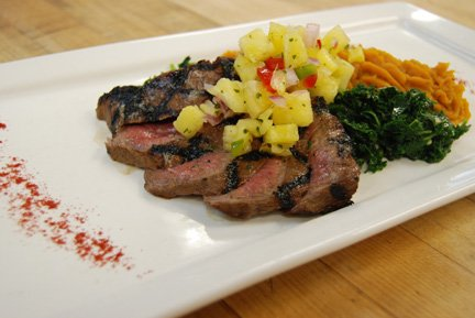 212 Market - Flat Iron Steak