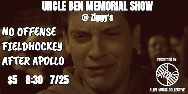Uncle Ben Memorial Show.png