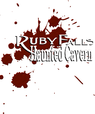 Ruby Falls Haunted Cavern