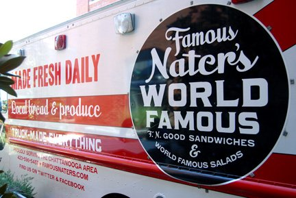 Famous Nater's World Famous Sandwiches