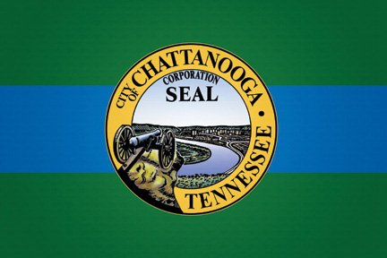 New Chattanooga City Flag