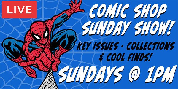 Comic Shop Sunday Show - Facebook Live.png