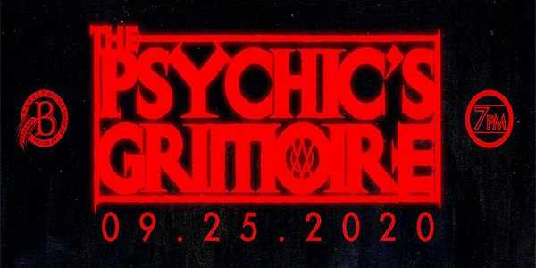 Psychic's Grimoire Comic Book Release Party.png