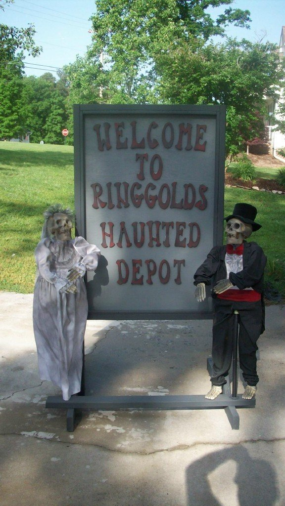 Ringgold Haunted Depot and Hayride