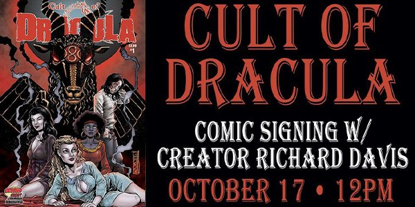 Cult of Dracula Comic Signing.png