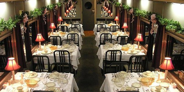 2020 Christmas Dinner Train - The Pulse » Chattanooga's Weekly Alternative