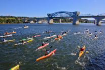 RiverRocks Canoe/Kayak Race