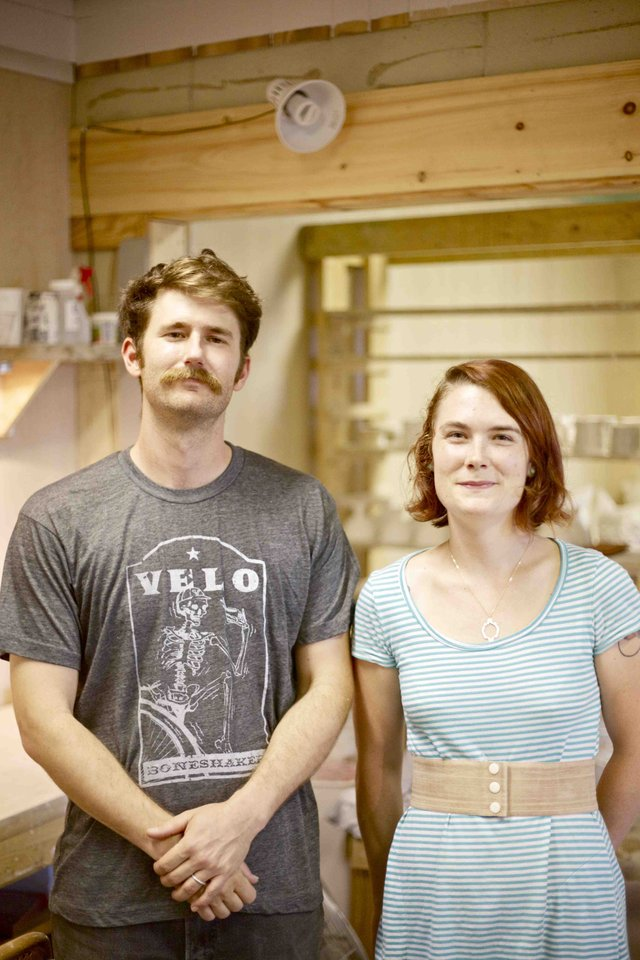 Anderson and Jessie Bailey: Ceramics