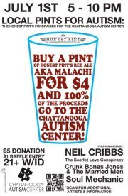 Pints for Autism