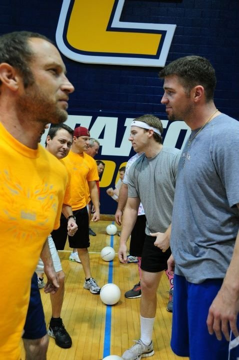 2nd Annual Chattanooga's Corporate Dodgeball Event