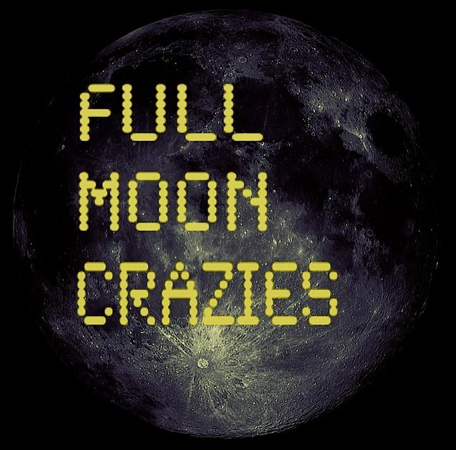 Full Moon Crazies