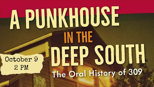 Punkhouse Event Page