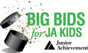 """Big Bids for JA Kids"" Live Auction 2013"