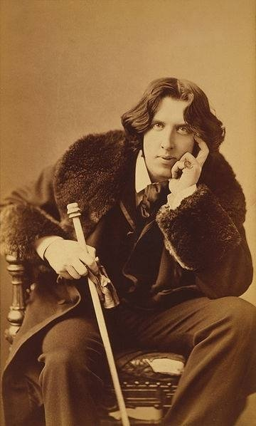 Oscar Wilde: Nothing Except My Genius