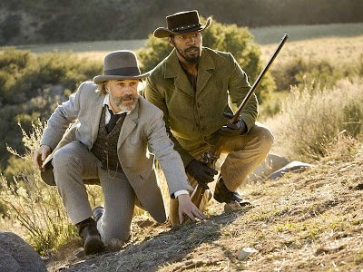 Screen Django unchained