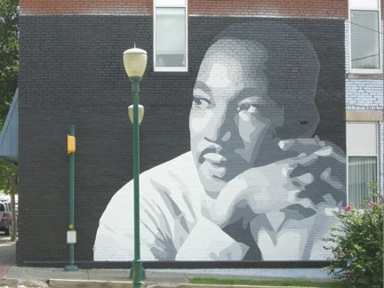 MLK on MLK by Kevin Bate