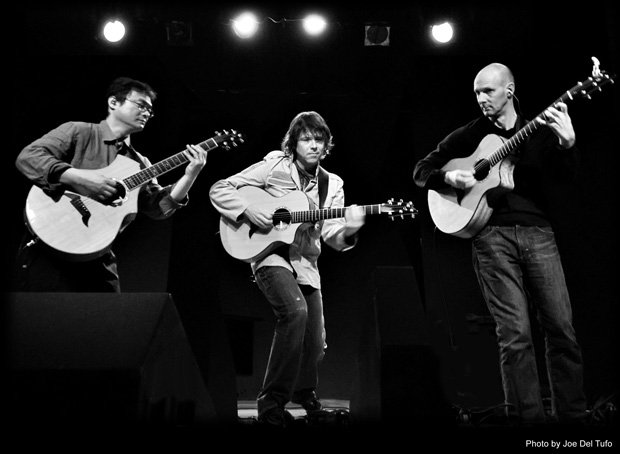 california guitar trio