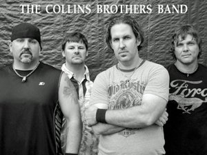 The Collins Brothers band