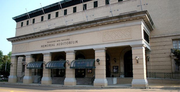 memorial auditorium