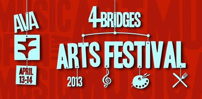 4 Bridges Arts Festival