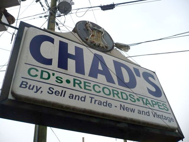 chad's records
