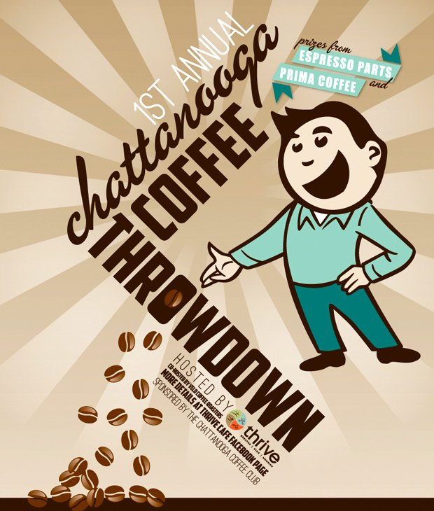 Coffee Throwdown