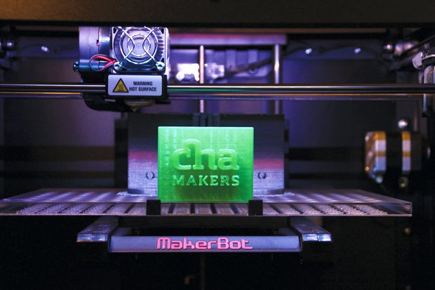 maker day 3d printing
