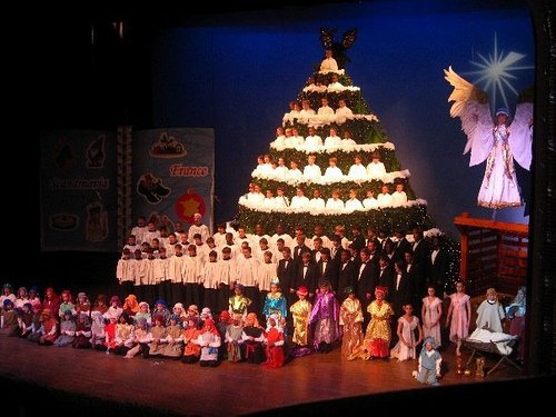 49th Annual Singing Christmas Tree