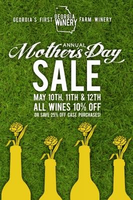 Mother's Day Wine Sale