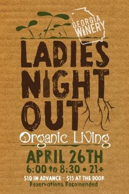 Ladies Night Out Winery
