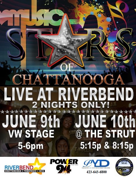 Stars of Chattanooga Live at Riverbend