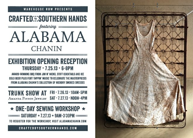 Crafted by Southern Hands