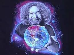 Jerry Garcia Birthday Party with Cosmic Charlie