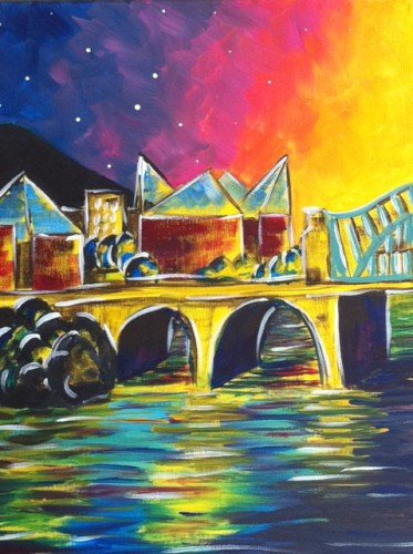 Painting Workshop: Chattanooga - Vertical