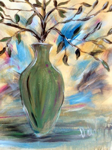 "Painting Workshop: ""Vase with Flowers"""
