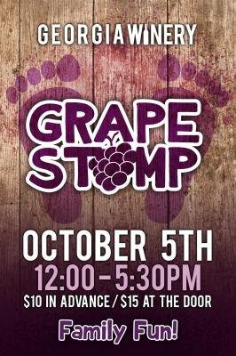 Grape Stomp!