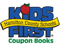 Kids First Coupon Book Sale