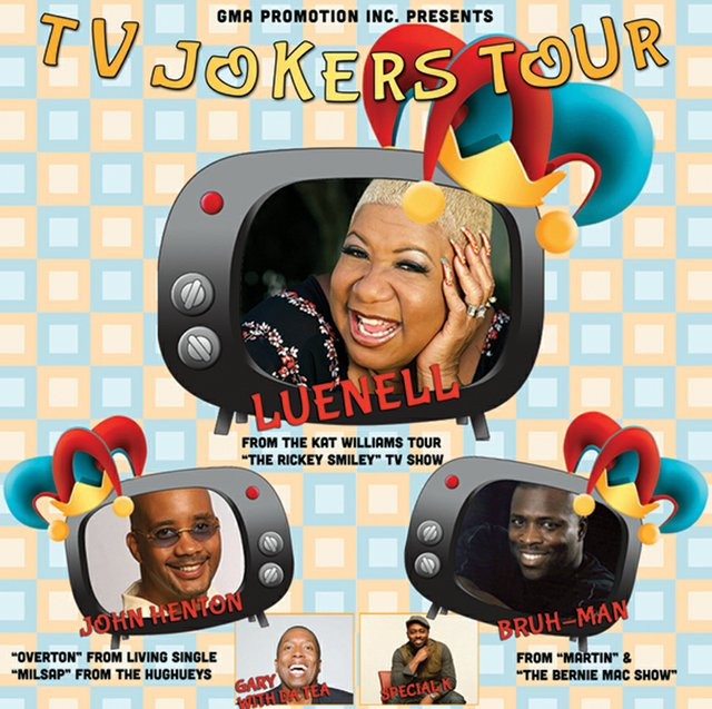 TV Jokers Tour
