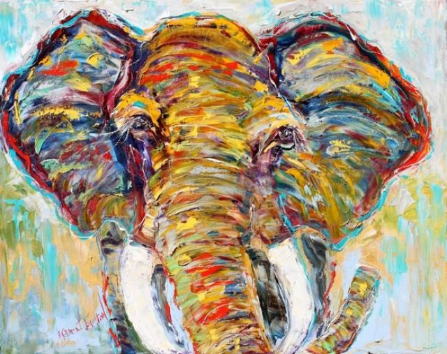 "Painting Workshop: ""Elephant"""