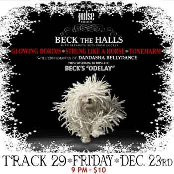 Beck The Halls!