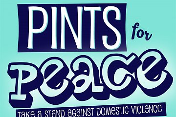 pints for peace