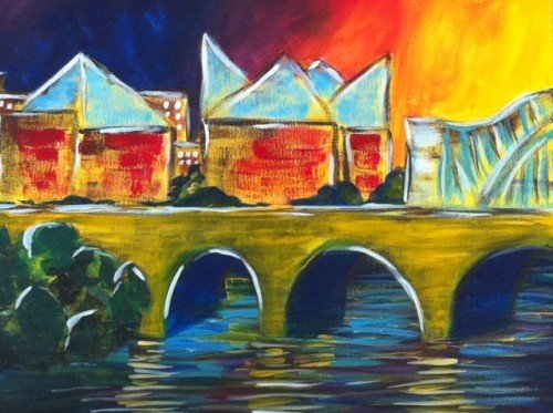 Painting Workshop: Chattanooga 2