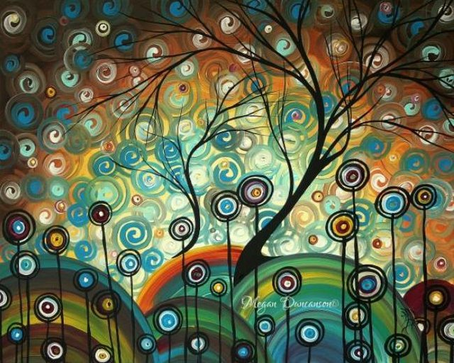 Megan Duncanson's Circles in the Sky©