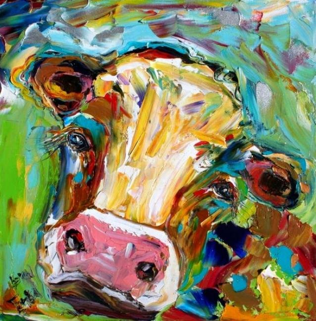 Lovely Cow