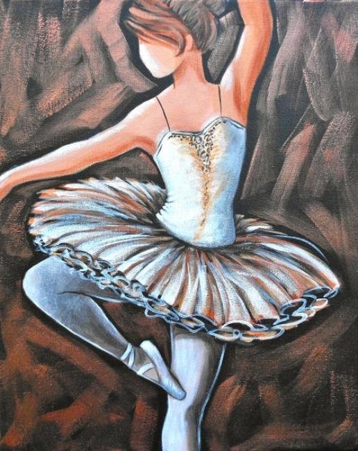 Painting Workshop: Ballerina