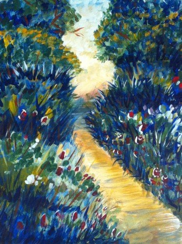 Painting Workshop: The Pathway